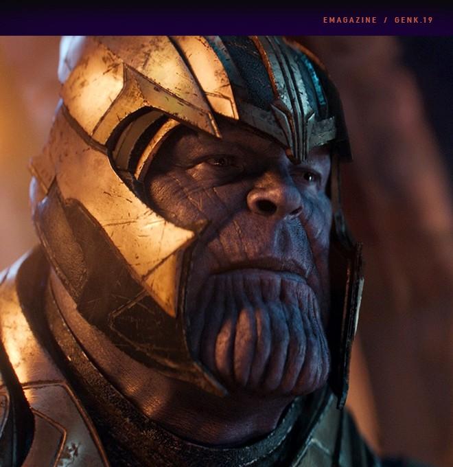 Thanos - Từ nhân vật vay mượn DC Comics đến vai phản diện tuyệt vời nhất trong lịch sử phim ảnh - Ảnh 25.