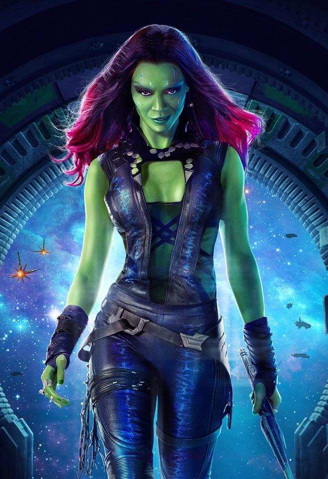 Nhan sắc thật sau lớp hóa trang của dàn sao Avengers bị giấu mặt: Thanos không gây bất ngờ bằng số 4, 5 - Ảnh 3.