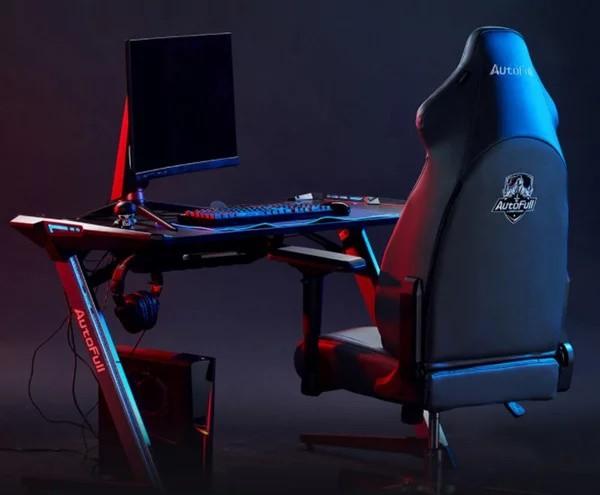 Xiaomi ra mắt ghế chơi game AutoFull Gaming Chair với thiết kế theo phong cách xe thể thao - Ảnh 1.