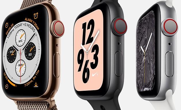 Apple sẽ dùng màn hình OLED của Japan Display cho Watch Series 5, ngày càng muốn lệ thuộc ít hơn vào Samsung - Ảnh 1.