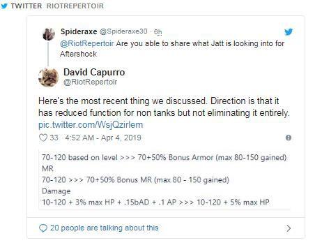 LMHT: Riot Games sẽ sửa đổi ngọc Dư Chấn – Vĩnh biệt Lissandra Đỡ Đòn - Ảnh 2.