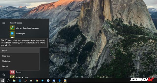 Cách khắc phục các vấn đề liên quan đến chế độ Sleep trên Windows 10 - Ảnh 1.