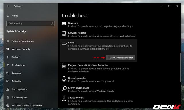 Cách khắc phục các vấn đề liên quan đến chế độ Sleep trên Windows 10 - Ảnh 12.