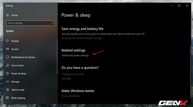 Cách khắc phục các vấn đề liên quan đến chế độ Sleep trên Windows 10 - Ảnh 3.