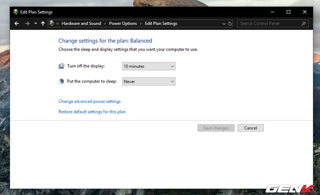 Cách khắc phục các vấn đề liên quan đến chế độ Sleep trên Windows 10 - Ảnh 5.