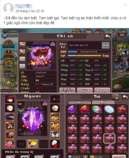 Game mobile có cái kết đẹp nhất Việt Nam: 6 năm hoạt động, chia tay vẫn được gamer ủng hộ - Ảnh 4.