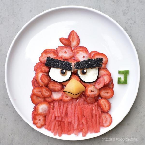 Sửng sốt trước những món ăn tuyệt đẹp được lấy cảm hứng từ các nhân vật hoạt hình - Ảnh 12.
