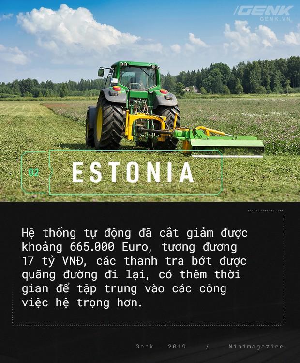 Chào mừng bạn đến với Estonia - nơi quan tòa không phải là con người - Ảnh 3.