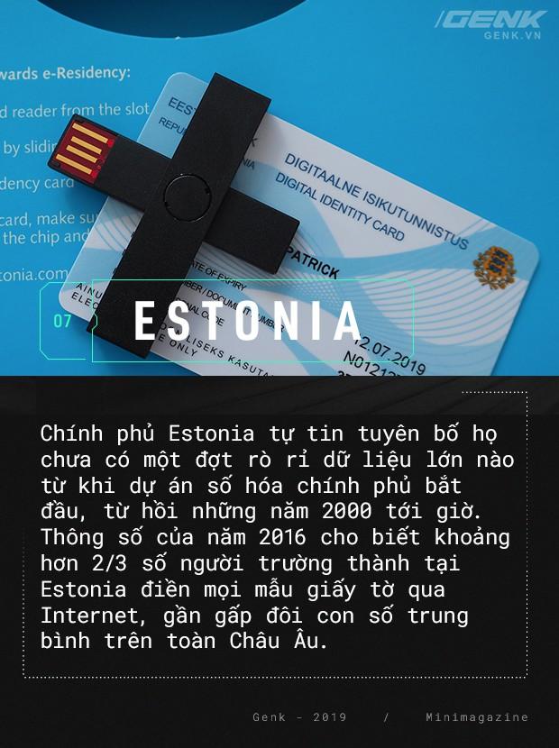 Chào mừng bạn đến với Estonia - nơi quan tòa không phải là con người - Ảnh 13.