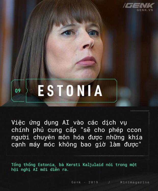 Chào mừng bạn đến với Estonia - nơi quan tòa không phải là con người - Ảnh 15.