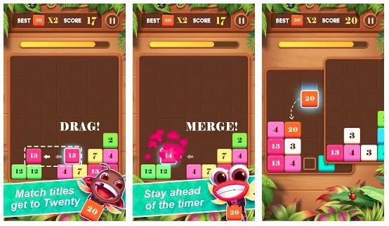 Drag n Merge - Game mobile sẽ đưa thể loại xếp hình trở về đỉnh cao - Ảnh 3.