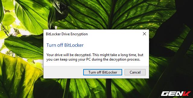 Cách sử dụng tính năng đặt password để bảo vệ dữ liệu trên USB có sẳn ở Windows 10 - Ảnh 14.