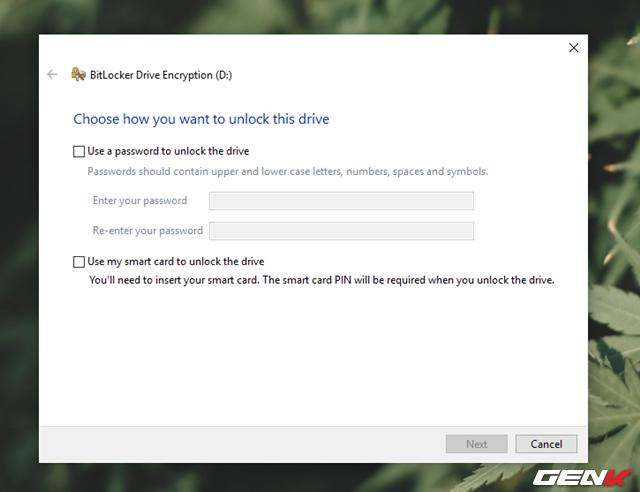 Cách sử dụng tính năng đặt password để bảo vệ dữ liệu trên USB có sẳn ở Windows 10 - Ảnh 3.