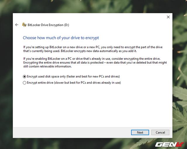 Cách sử dụng tính năng đặt password để bảo vệ dữ liệu trên USB có sẳn ở Windows 10 - Ảnh 7.