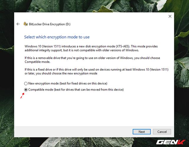 Cách sử dụng tính năng đặt password để bảo vệ dữ liệu trên USB có sẳn ở Windows 10 - Ảnh 8.