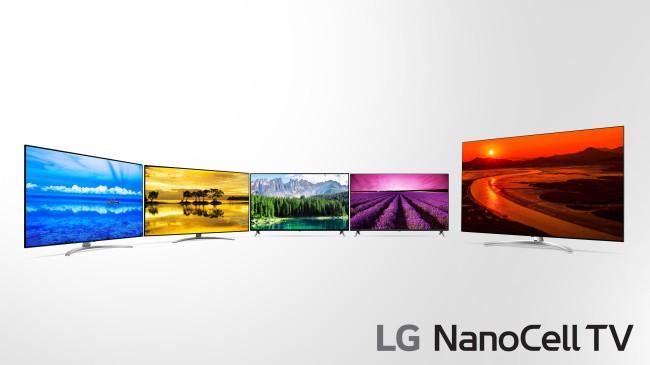 LG tăng cường đầu tư cho phân khúc TV LCD cao cấp - Ảnh 1.