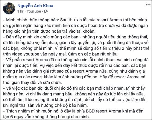 Một Youtuber Việt Nam quyết tâm nói Khoa Pug liên tục 10 tiếng để ủng hộ Khoa Pug - Ảnh 1.