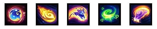 LMHT: Thông số chi tiết bộ kỹ năng của tướng mới Yuumi - Chú mèo ma thuật - Ảnh 2.