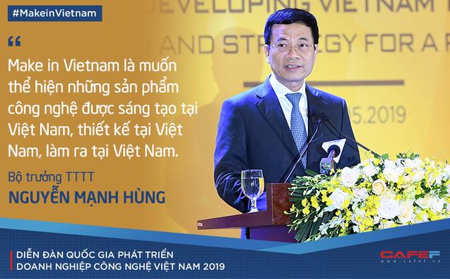 Hy vọng về một khởi đầu mới của Việt Nam từ những tư duy lạ ở Diễn đàn quốc gia phát triển doanh nghiệp công nghệ đầu tiên - Ảnh 1.