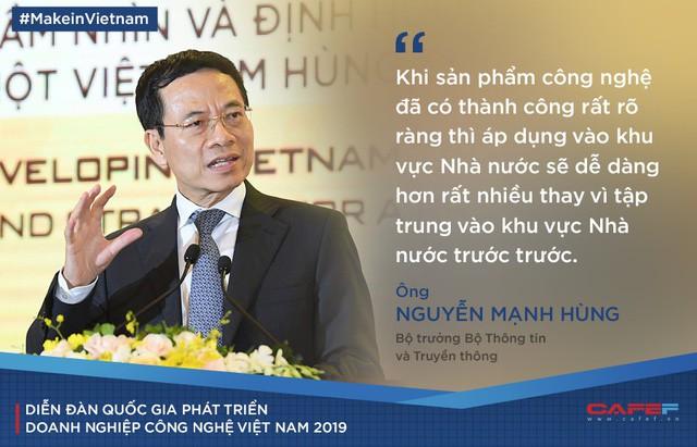 Bộ trưởng Nguyễn Mạnh Hùng: Anh em doanh nghiệp muốn làm công nghệ mới nhất nên tìm đến Điện Biên! - Ảnh 1.