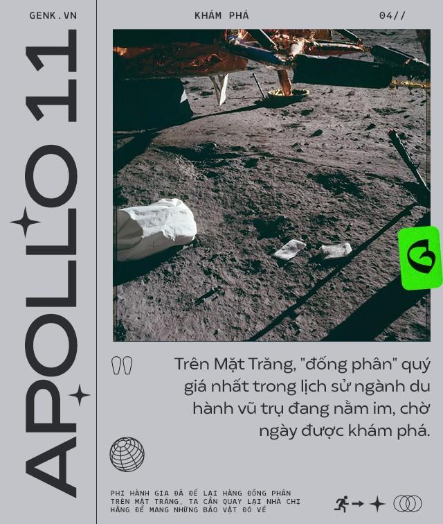 Phi hành gia đã để lại hàng đống phân trên Mặt Trăng và lần tới, chúng ta sẽ phải lên đó mang chúng về - Ảnh 15.