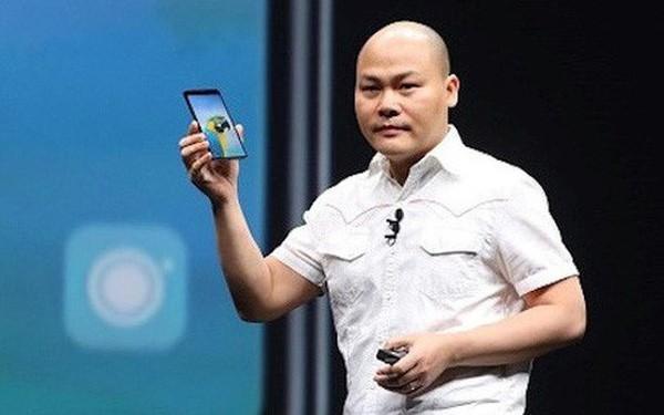 """""""Cha đẻ"""" BPhone: """"Sản xuất smartphone là sứ mệnh chứ không chỉ vì tiền"""" - Ảnh 1."""