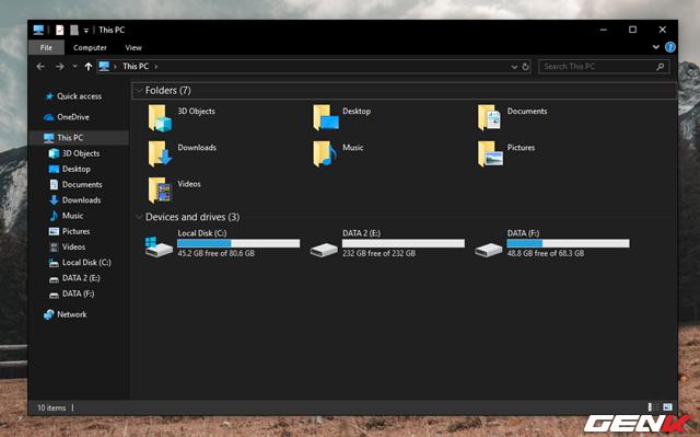 Mẹo chia sẻ nhanh dữ liệu ngay từ File Explorer trên Windows 10 - Ảnh 1.