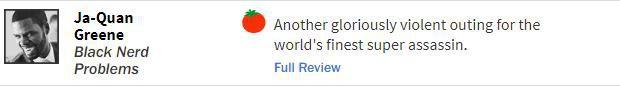 John Wick 3 đạt 97% rating trên Rotten Tomatoes, tuyệt phẩm hành động là đây chứ đâu - Ảnh 4.