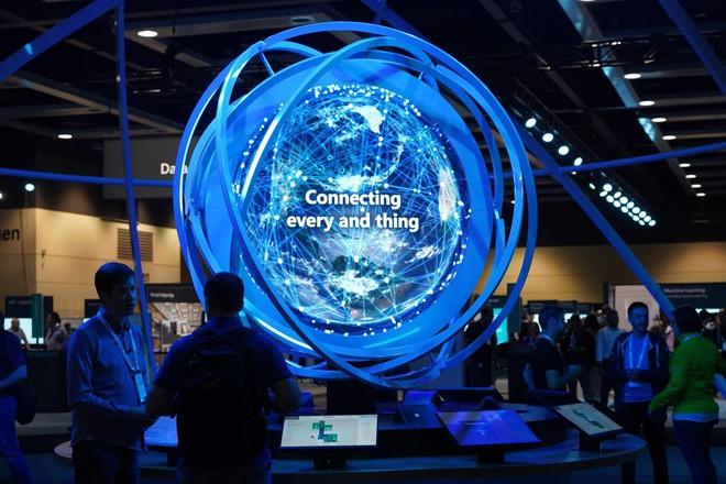Microsoft: Gã giang hồ hoàn lương trong giới công nghệ - Ảnh 1.