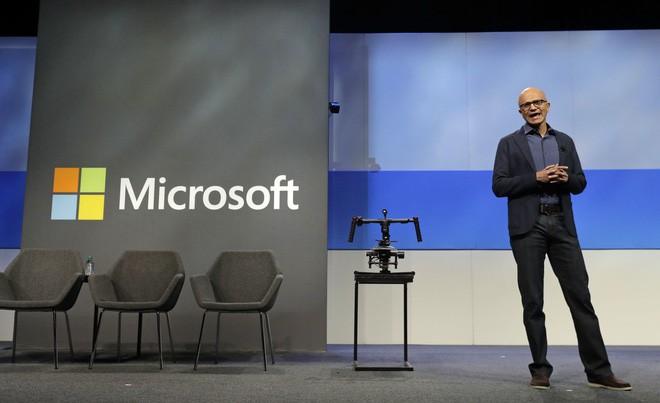 Microsoft: Gã giang hồ hoàn lương trong giới công nghệ - Ảnh 2.