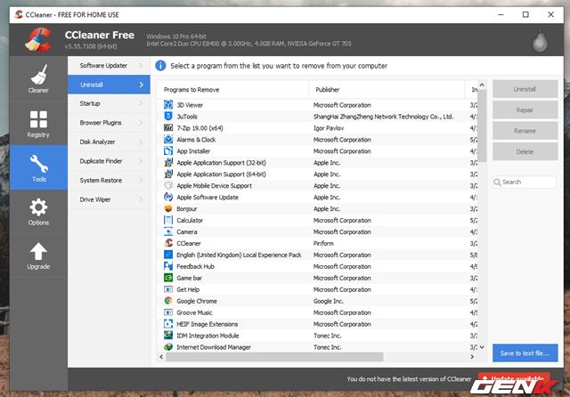 Dọn dẹp Windows 10 tốt hơn với 03 gợi ý phần mềm chính chủ từ các hãng bảo mật nổi tiếng - Ảnh 13.