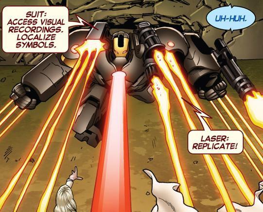 8 bộ giáp cực mạnh mà Iron Man từng chế tạo để... bóp đồng đội khi cần - Ảnh 7.