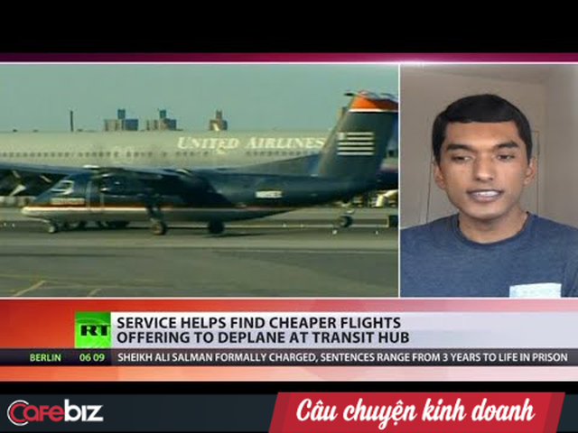 """Độc chiêu """"Skiplagging"""" của thanh niên 22 tuổi khiến các hãng hàng không tỷ đô kiện ra tòa: Tìm chuyến quá cảnh tại thành phố cần đến với giá siêu rẻ, thay vì bay thẳng - Ảnh 2."""