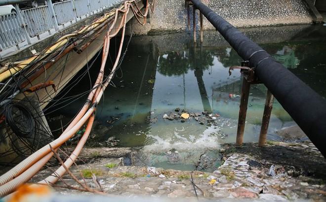 Chỉ 3 ngày làm bay mùi hôi sông Tô Lịch: Công nghệ Nhật sẽ đặt dưới đáy sông là gì? - Ảnh 1.