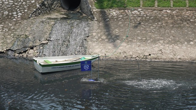 Khởi động dự án làm sạch sông Tô Lịch bằng công nghệ Nhật Bản - Ảnh 7.