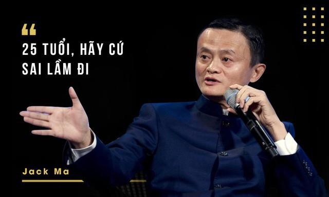 Lời khuyên đắt giá từ tỷ phú Jack Ma để học cách đối mặt với lời từ chối: Hãy coi đó là cơ hội giúp bạn phát triển! - Ảnh 3.