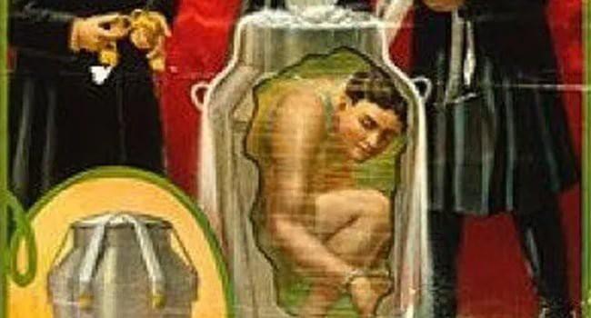 5 ảo thuật gia sinh nghề tử nghiệp gây ám ảnh: Người bị khán giả đấm chết, kẻ bị chính mánh khoé của mình đoạt mạng - Ảnh 4.