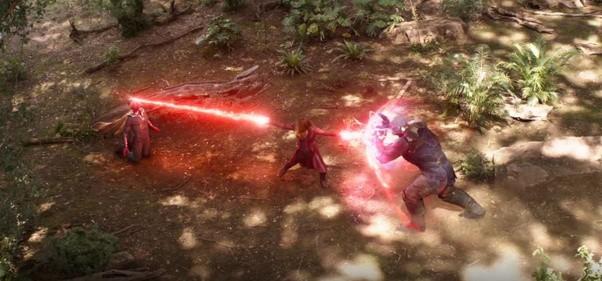 Vượt qua Thor hay Captain Marvel, phù thủy đỏ Scarlet Witch mới xứng đáng là siêu anh hùng mạnh nhất Avengers: Endgame? - Ảnh 6.