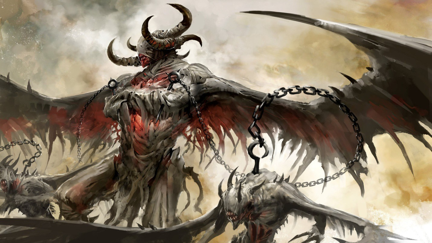 Mộng thấy quỷ dữ đánh con gì dễ trúng? 2036720600