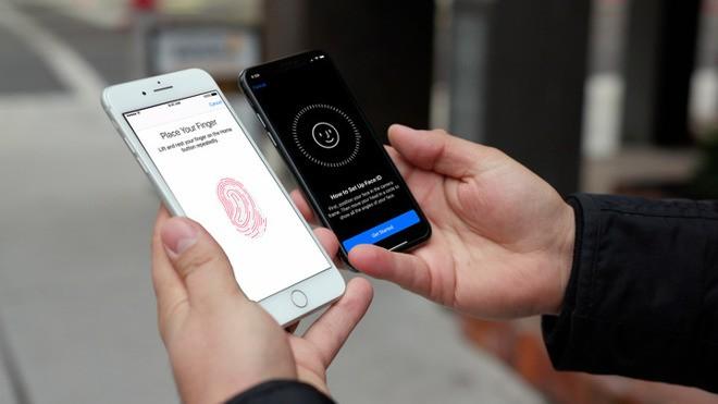 Apple từng tuyên bố không có ý định mang Touch ID lên iPhone X, nhưng sự thật không phải như thế - Ảnh 1.