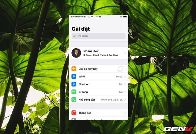 Gợi ý khắc phục lỗi không thể gửi được tin nhắn iMessage trên iPhone - Ảnh 2.