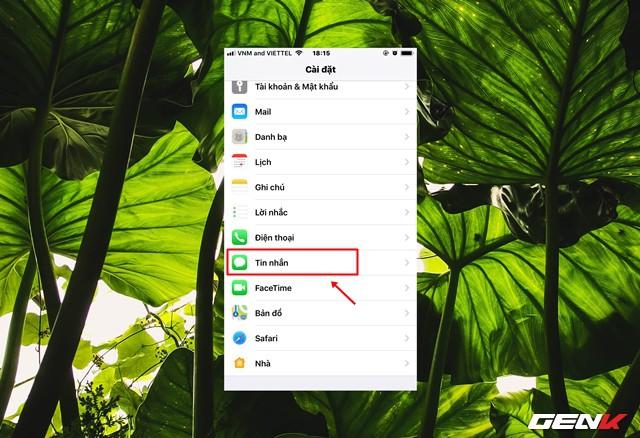 Gợi ý khắc phục lỗi không thể gửi được tin nhắn iMessage trên iPhone - Ảnh 9.