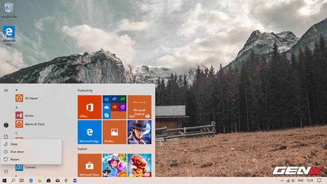 Trải nghiệm Windows 10 May 2019: Giao diện Light mới, hỗ trợ kiểu bàn phím Telex và nhiều thứ hay ho khác - Ảnh 5.