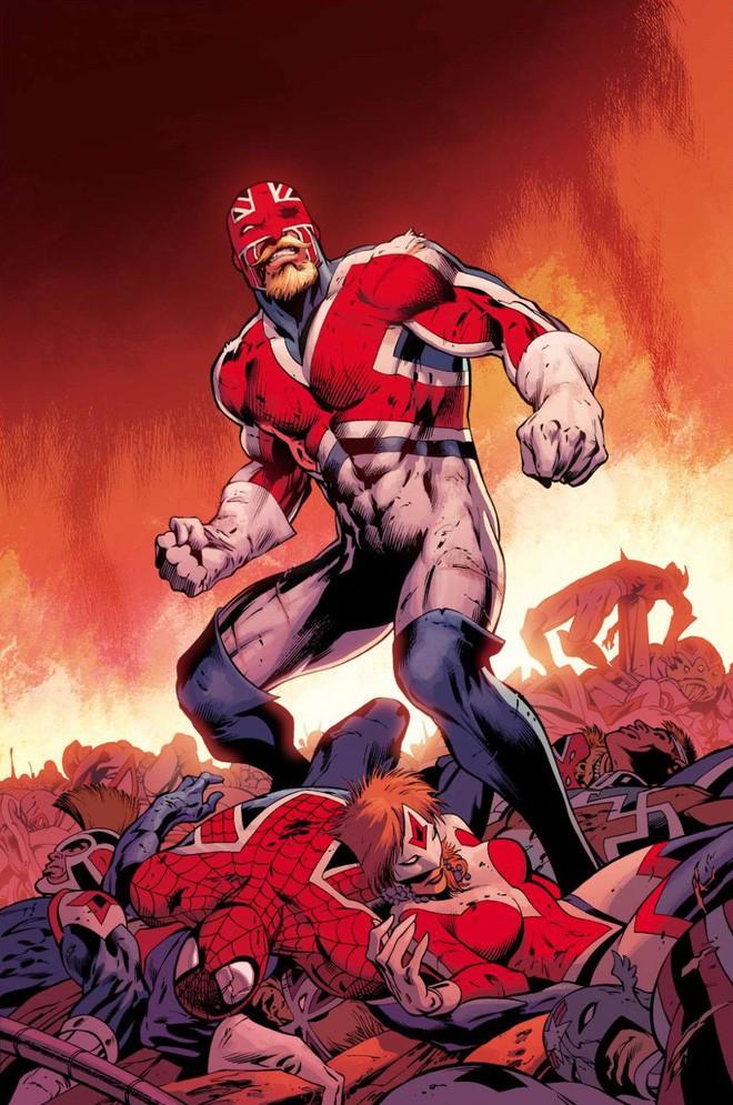 Lộ diện phản diện mới sau Thanos nhờ vào Quantum Realm mà Marvel tiết lộ bấy lâu nay? - Ảnh 7.