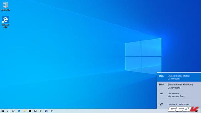 Bạn sẽ không cần cài thêm bộ gõ tiếng Việt trên Windows 10 May 2019 làm gì nữa vì nó đã có sẳn - Ảnh 11.