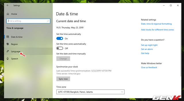 Bạn sẽ không cần cài thêm bộ gõ tiếng Việt trên Windows 10 May 2019 làm gì nữa vì nó đã có sẳn - Ảnh 3.