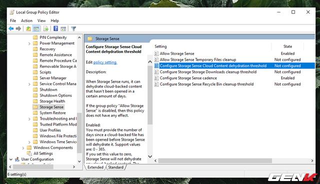Cách kích hoạt và làm chủ tính năng tự động dọn dẹp trên Windows 10 May 2019 - Ảnh 11.