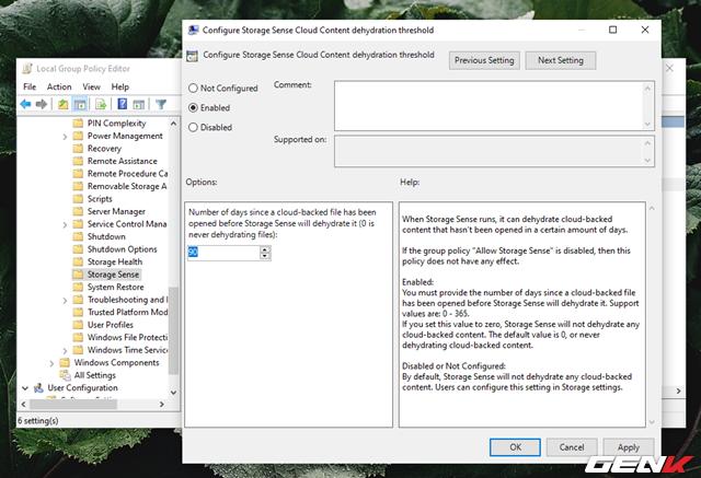 Cách kích hoạt và làm chủ tính năng tự động dọn dẹp trên Windows 10 May 2019 - Ảnh 13.