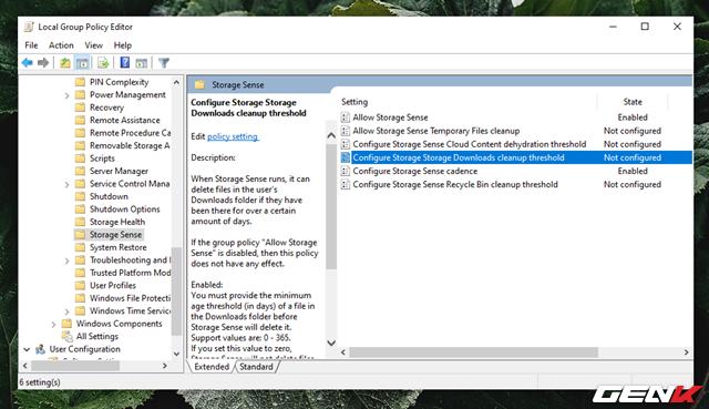 Cách kích hoạt và làm chủ tính năng tự động dọn dẹp trên Windows 10 May 2019 - Ảnh 15.