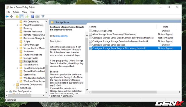Cách kích hoạt và làm chủ tính năng tự động dọn dẹp trên Windows 10 May 2019 - Ảnh 18.